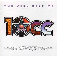 Audio CD 10 cc. The very best of
