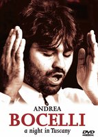 DVD Andrea Bocelli: A Night in Tuscany