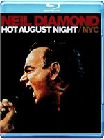 Blu-Ray Neil Diamond. Hot August Night