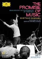 DVD Gustavo Dudamel. The Promise Of Music