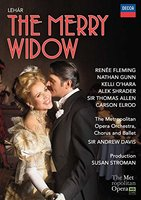 DVD Renee Fleming. The Merry Widow