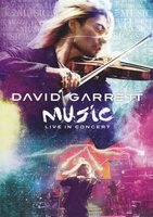 David Garrett. Music Live In Concert (Blu-Ray)