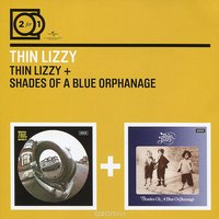 Audio CD Thin Lizzy. Thin Lizzy/ Shades of a blue orphanage