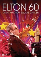 DVD Elton John. Elton 60. Live At Madison Square Garden