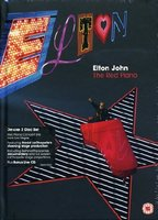 Elton John. Red Piano (2 DVD + CD)