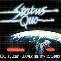 Audio CD Status Quo. Rockin' all over the world (Deluxe)