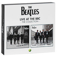 Audio CD The Beatles. Live at the BBC. The collection