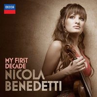 Audio CD Nicola Benedetti. The violin