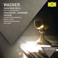 Audio CD Rafael Kubelik. Wagner: siegfried idyll