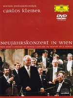 DVD Carlos Kleiber. STRAUSS-Family: New Years`s Concert in Vienna