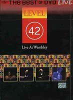 DVD Level 42. Live at Wembley