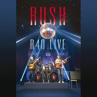 Audio CD Rush. R40 Live