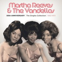 Audio CD Martha Reeves; The Vandellas. The Singles Collection 1962-1972