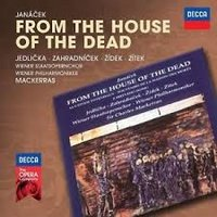 Audio CD Sir Charles Mackerras. Janacek: from the house of the dead