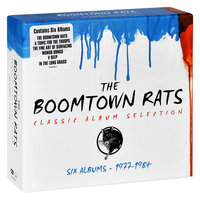 Audio CD The boomtown rats. Classic album selection