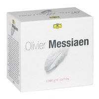 Audio CD Various Artists Olivier Messiaen. Complete Edition