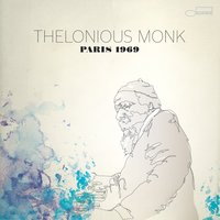 Audio CD Thelonious Monk. Paris 1969