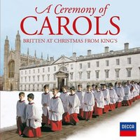 Audio CD Benjamin Britten. A ceremony of carols. Britten at christmas from king's