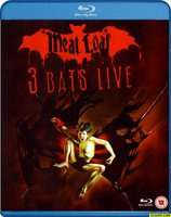 Blu-Ray Meat Loaf. 3 Bats Live
