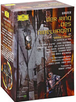 Blu-Ray Metropolitan Opera Orchestra. Wagner: Der Ring Des Nibelungen And Wagner`s Dream