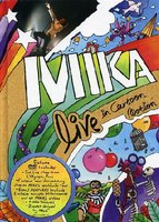 DVD Mika. Live In Cartoon Motion