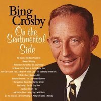 Audio CD Bing Crosby. On the sentimental side