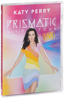 DVD Katy Perry. The Prismatic World Tour Live