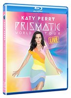 Blu-Ray Katy Perry. The Prismatic World Tour Live
