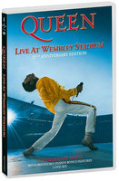 DVD Queen. Live At Wembley Stadium