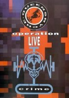 DVD Queensryche. Operation: Livecrime