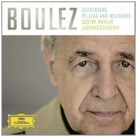 Audio CD Pierre Boulez. Schoenberg: Pelleas and Melisande