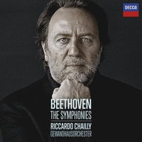 Audio CD Riccardo Chailly. Beethoven: symphonies 1 & 2
