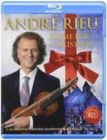 Blu-Ray Andre Rieu. Home For Christmas