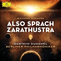 Audio CD Gustavo Dudamel, Berliner Philharmoniker. Strauss. Also sprach Zarathustra / Till eulenspiegel / Don Juan