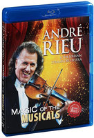 Blu-Ray Andre Rieu. Magic Of The Musicals