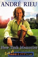 DVD Andre Rieu. New York Memories