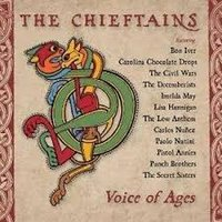Audio CD The Chieftains. Voice of ages