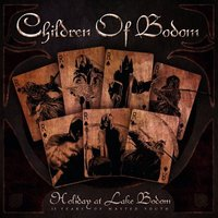DVD + Audio CD Children Of Bodom. Holiday at lake bodom (+DVD)