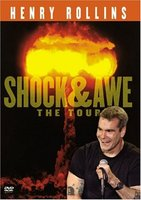 DVD Henry Rollins. Shock & Awe: The Tour