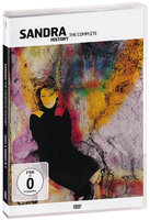 DVD Sandra. The Complete History