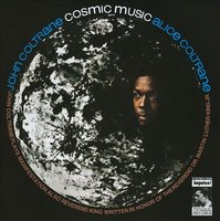 Audio CD John Coltrane. Cosmic music