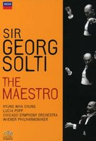 DVD Georg Sir Solti. The Maestro
