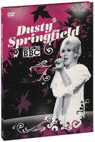 DVD Dusty Springfield. Live At The BBC