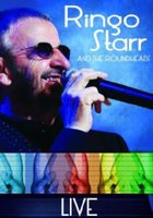 DVD Ringo Starr: And The Roundheads Live