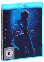 Blu-Ray Lindsey Stirling. Live From London