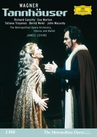 DVD Tatiana Troyanos, James Levine. Wagner: Tannh�user