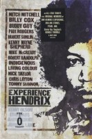 DVD Various Artists. Experience Hendrix (Tribute To Jimi Hendrix)
