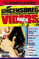 DVD Various Artists. Hardware. Uncensored Music Videos. Rock