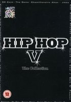DVD Various Artists. Hip Hop V. The Collection
