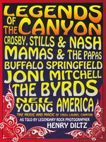 DVD Various Artists. Legends Of The Canyon